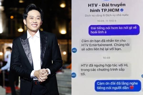 Xôn xao thông tin Đài truyền hình HTV chính thức cấm sóng nghệ sĩ Hoài Linh?-1