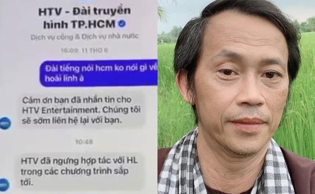 Phía Hoài Linh nói gì trước tin đồn bị HTV cấm sóng sau lùm xùm 14 tỷ từ thiện?-1
