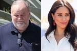Bố Meghan Markle tuyên bố con gái coi ông không bằng 'kẻ sát nhân' cùng hàng loạt tiết lộ gây sốc khiến nhà Sussex bị cười chê