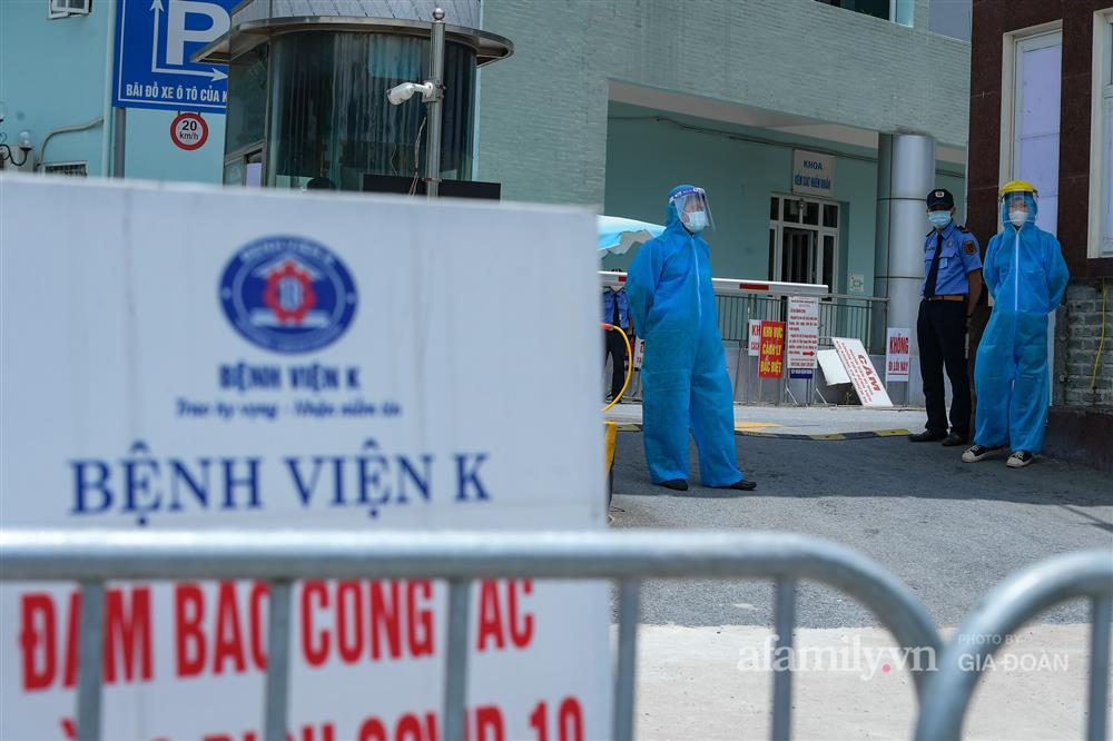 Bệnh viện K cơ sở Tân Triều dỡ phong tỏa sau 37 ngày-1