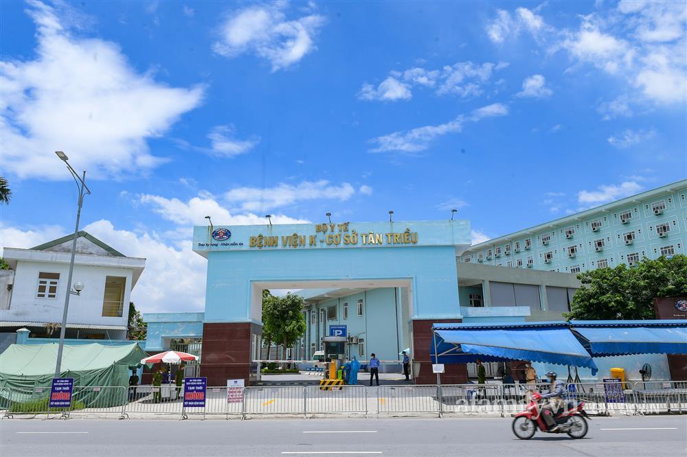 Bệnh viện K cơ sở Tân Triều dỡ phong tỏa sau 37 ngày-4