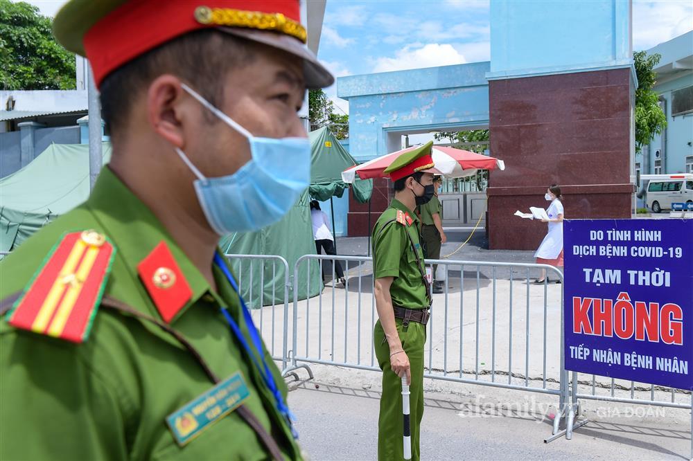Bệnh viện K cơ sở Tân Triều dỡ phong tỏa sau 37 ngày-6