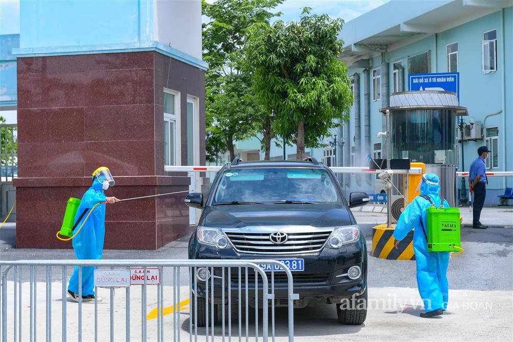 Bệnh viện K cơ sở Tân Triều dỡ phong tỏa sau 37 ngày-7