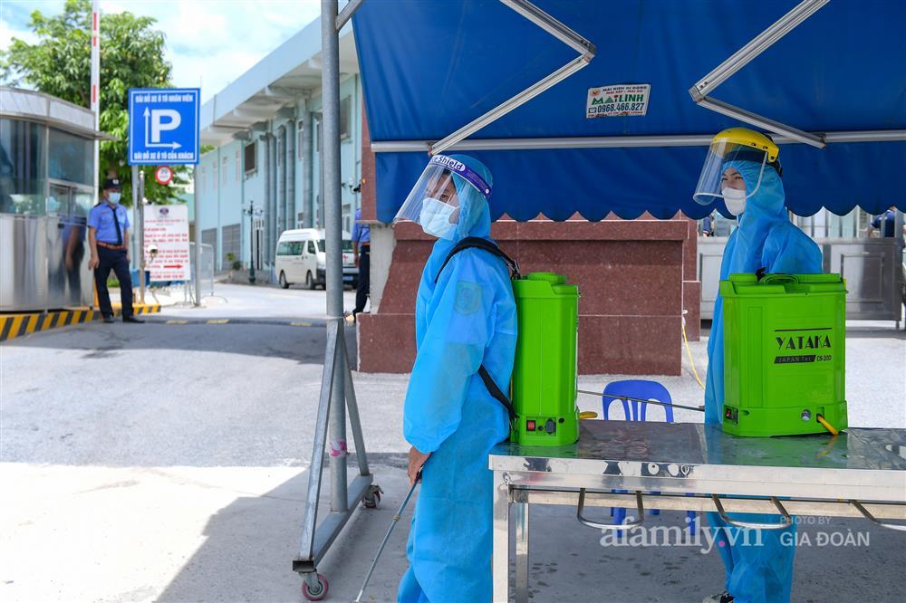 Bệnh viện K cơ sở Tân Triều dỡ phong tỏa sau 37 ngày-15