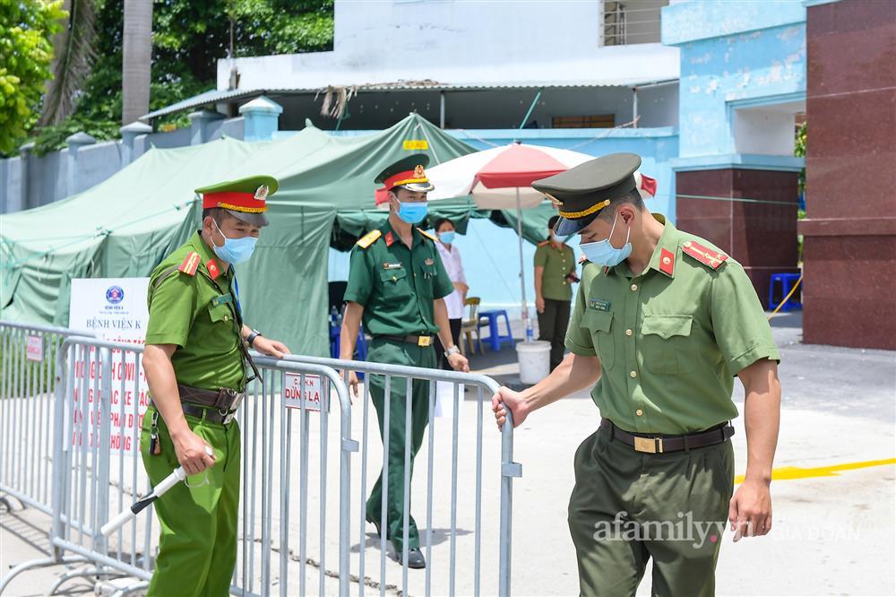 Bệnh viện K cơ sở Tân Triều dỡ phong tỏa sau 37 ngày-8