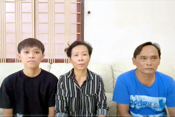 Gia đình Hồ Văn Cường lên tiếng chuyện đi làm thuê, ở đợ khó khăn-1