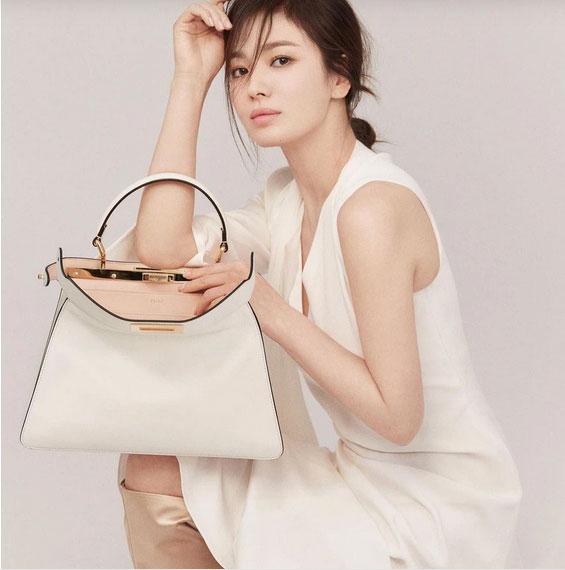 Lan Ngọc nhận cái kết đắng khi bắt chước Song Hye Kyo diện kiểu tóc lả lơi đánh tụt điểm visual-2