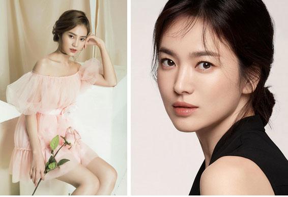 Lan Ngọc nhận cái kết đắng khi bắt chước Song Hye Kyo diện kiểu tóc lả lơi đánh tụt điểm visual-4