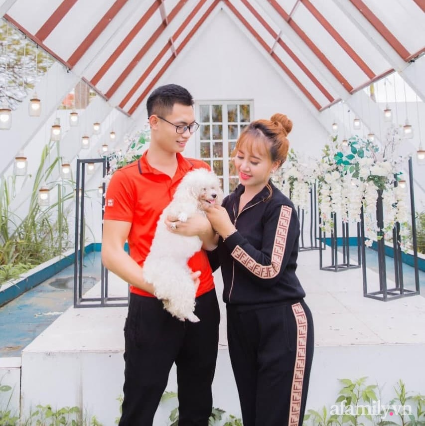 Thu nhập 25 triệu, mỗi tháng tiêu 5 triệu đồng, cặp vợ chồng trẻ Hải Phòng mua được nhà khi mới 22 tuổi-1