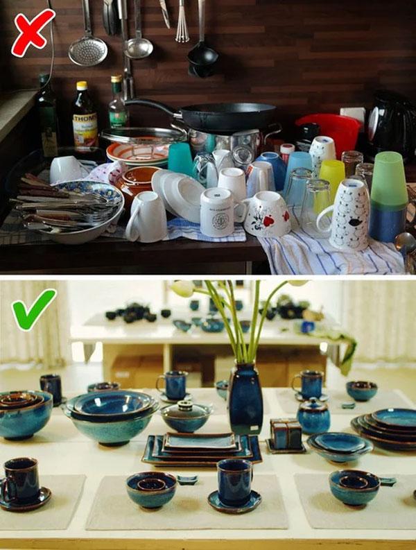 Áp dụng 8 mẹo này, căn bếp nhà bạn trở nên lung linh chẳng thua kém gì hình ảnh trên tạp chí-1