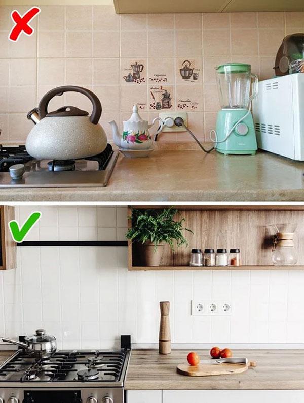 Áp dụng 8 mẹo này, căn bếp nhà bạn trở nên lung linh chẳng thua kém gì hình ảnh trên tạp chí-3
