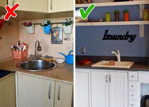 Áp dụng 8 mẹo này, căn bếp nhà bạn trở nên lung linh chẳng thua kém gì hình ảnh trên tạp chí-7