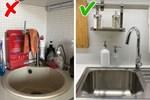 Áp dụng 8 mẹo này, căn bếp nhà bạn trở nên lung linh chẳng thua kém gì hình ảnh trên tạp chí