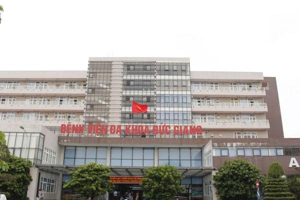 Hà Nội: Thêm một nhân viên Bệnh viện đa khoa Đức Giang dương tính SARS-CoV-2