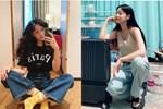 Mỹ nhân 'Hoa Du Ký' đã 34 tuổi, nhưng style trẻ trung không thua gái đôi mươi nhờ diện toàn đồ basic