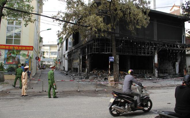 Vụ cháy 6 người tử vong ở Nghệ An: Cả gia đình hiền lành lắm, không chê được điểm gì-1