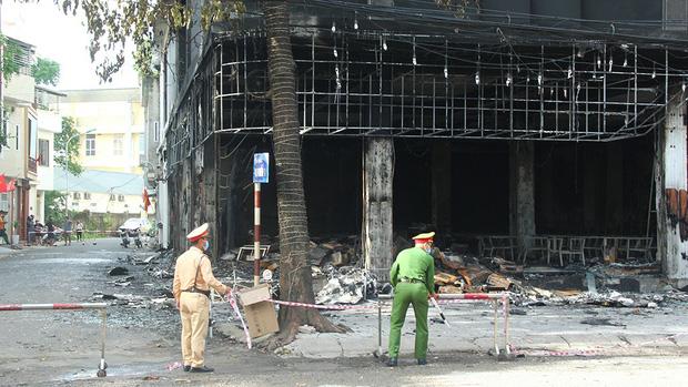 Danh tính 6 nạn nhân tử vong trong vụ cháy kinh hoàng ở Nghệ An: 4 người trong cùng 1 gia đình, 1 người phụ nữ đang mang thai-1