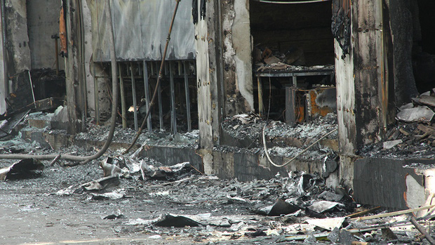 Danh tính 6 nạn nhân tử vong trong vụ cháy kinh hoàng ở Nghệ An: 4 người trong cùng 1 gia đình, 1 người phụ nữ đang mang thai-2