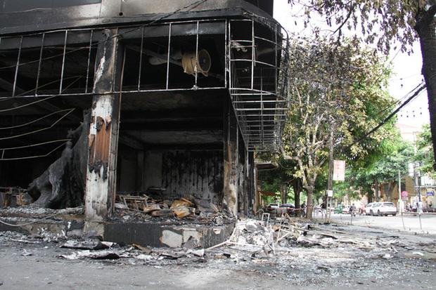 Danh tính 6 nạn nhân tử vong trong vụ cháy kinh hoàng ở Nghệ An: 4 người trong cùng 1 gia đình, 1 người phụ nữ đang mang thai-3