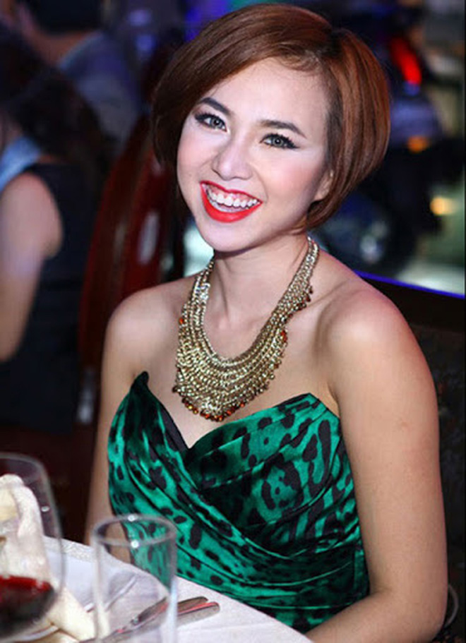 Thi thoảng nhìn lại ảnh cũ của sao Việt mà giật mình: Quá trời mỹ nhân makeup sợ phát khiếp-6