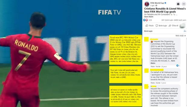 Fan Việt tấn công fanpage, kiện lên FIFA World Cup để đòi công bằng cho Công Phượng-1