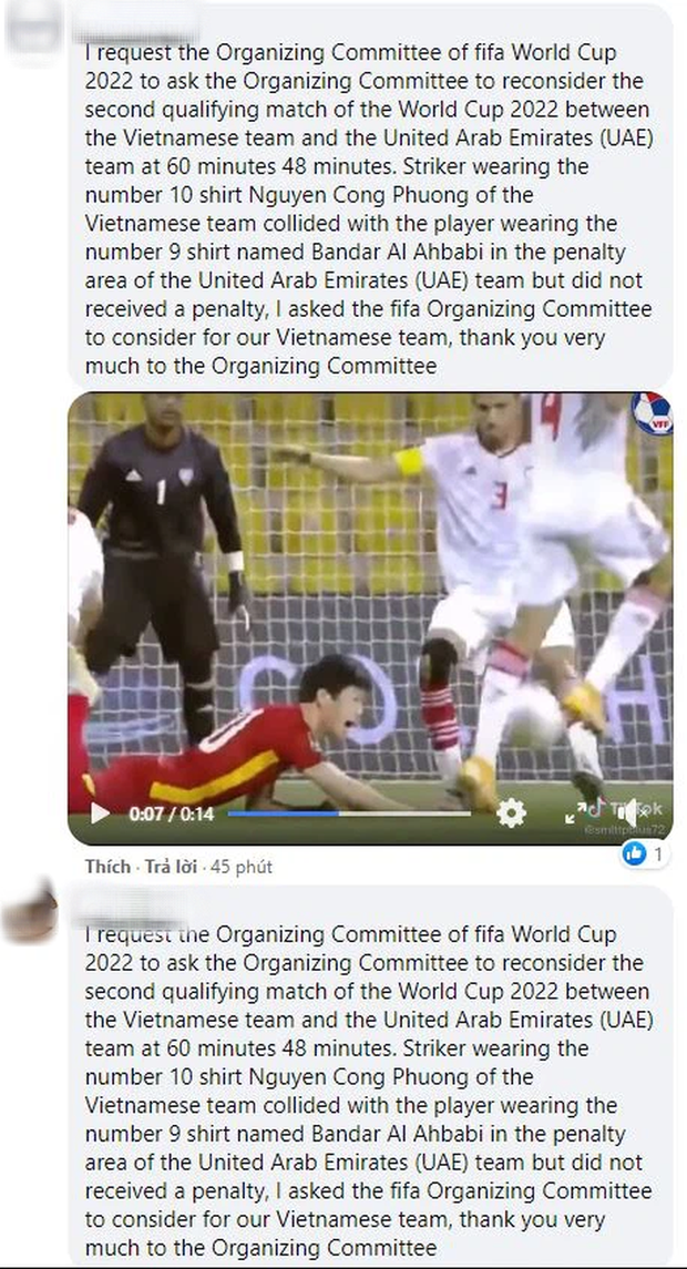 Fan Việt tấn công fanpage, kiện lên FIFA World Cup để đòi công bằng cho Công Phượng-3