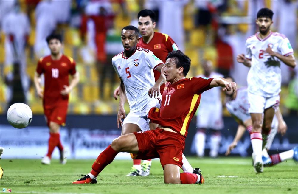 Lý giải thất bại của tuyển Việt Nam trước UAE-3