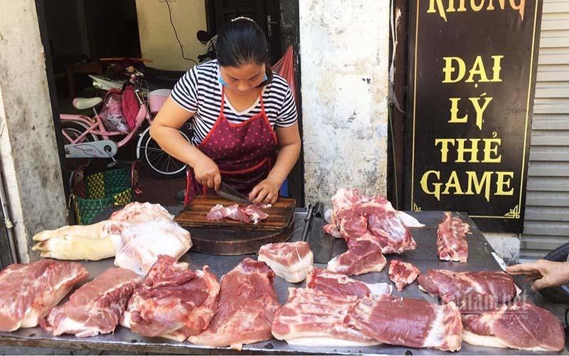 Thịt lợn rẻ nhất 2 năm qua nhưng ngoài chợ vẫn vô cùng đắt đỏ-2