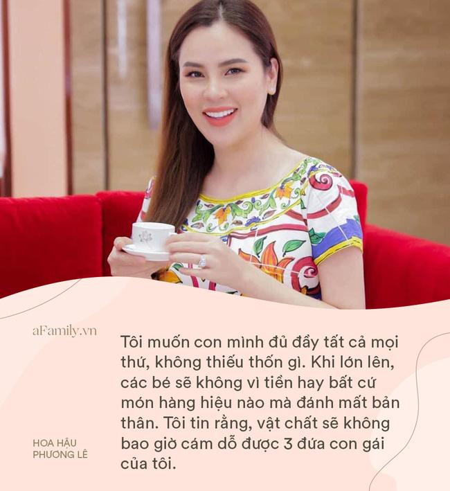 Hoa hậu khẩu chiến Phi Nhung kể chuyện dạy con: 3 bé học trường tiền tỷ nhưng vẫn mặc áo 40k, nghe định hướng mới đẳng cấp-3