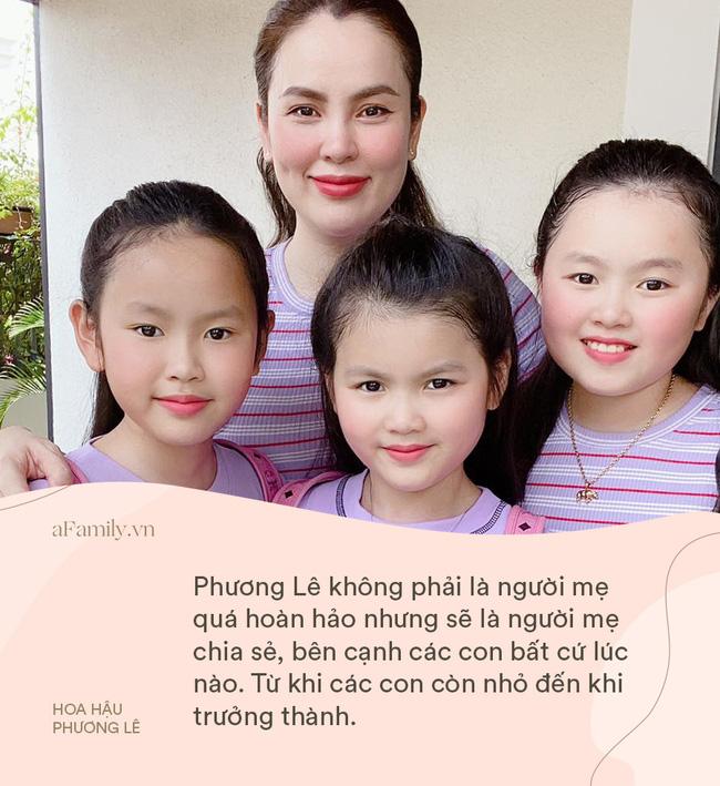 Hoa hậu khẩu chiến Phi Nhung kể chuyện dạy con: 3 bé học trường tiền tỷ nhưng vẫn mặc áo 40k, nghe định hướng mới đẳng cấp-4