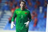 Thủ môn Bùi Tấn Trường xin lỗi người hâm mộ vì để thua UAE