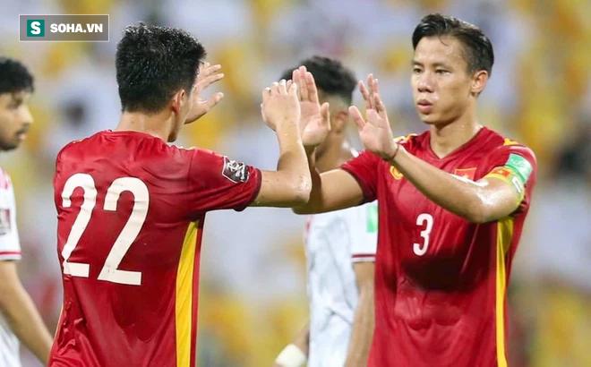 Đừng nói tuyển Việt Nam ăn may, thầy trò ông Park cũng phải trầy vi tróc vảy mới có vé-1