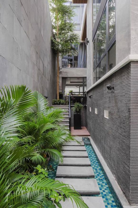 Vườn rau sạch trong biệt thự 40 tỷ của Lê Hoàng (The Men)-2