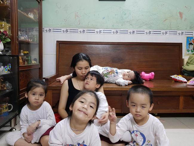 Người mẹ trong ca sinh 5 ngày ấy: Con 8 tuổi vợ chồng vẫn chưa quan hệ lại, từng bị gọi là con vịt không biết đẻ-5