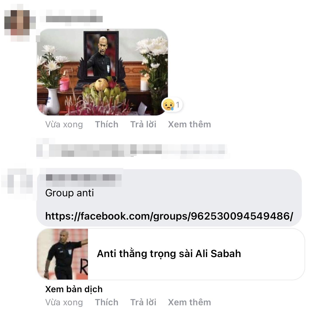 """Trang cá nhân của trọng tài bắt chính trận đấu giữa Việt Nam và UAE bị cộng đồng mạng Việt Nam công kích tanh bành""""-3"""