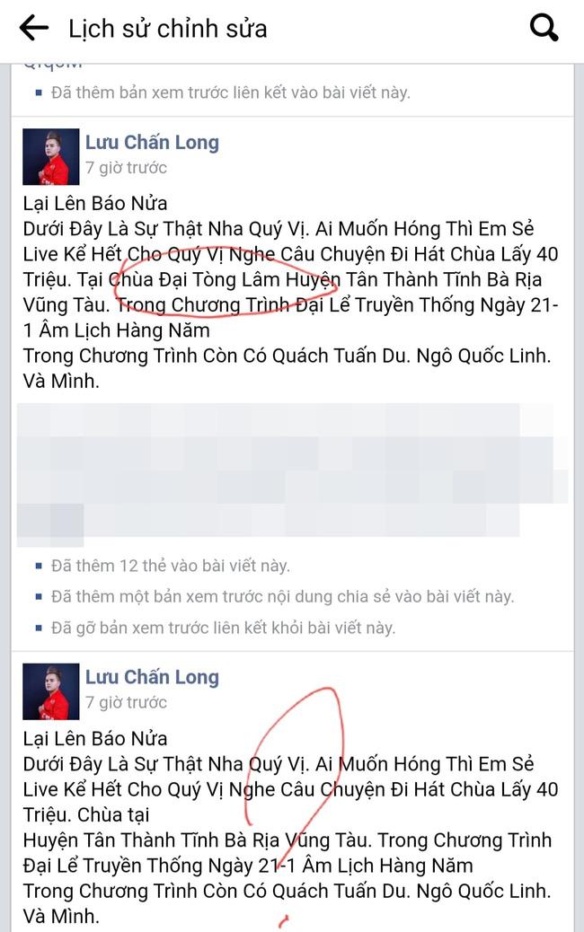 Xuất hiện loạt bằng chứng minh oan cho Phi Nhung trong vụ bị tố đòi 40 triệu tiền xăng xe khi hát ở chùa-1