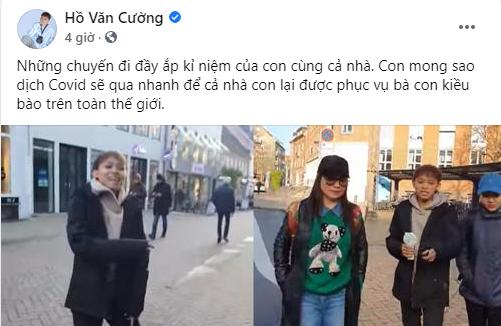 Hồ Văn Cường đã có động thái mới sau khi Phi Nhung tuyên bố sẽ trả lại tiền-1
