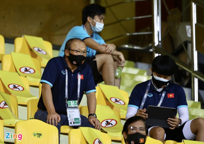 HLV Park lên tiếng về hợp đồng với tuyển Việt Nam-1