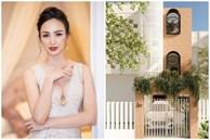 Hé lộ không gian nhà của Hoa hậu Ngọc Diễm tại Đà Lạt