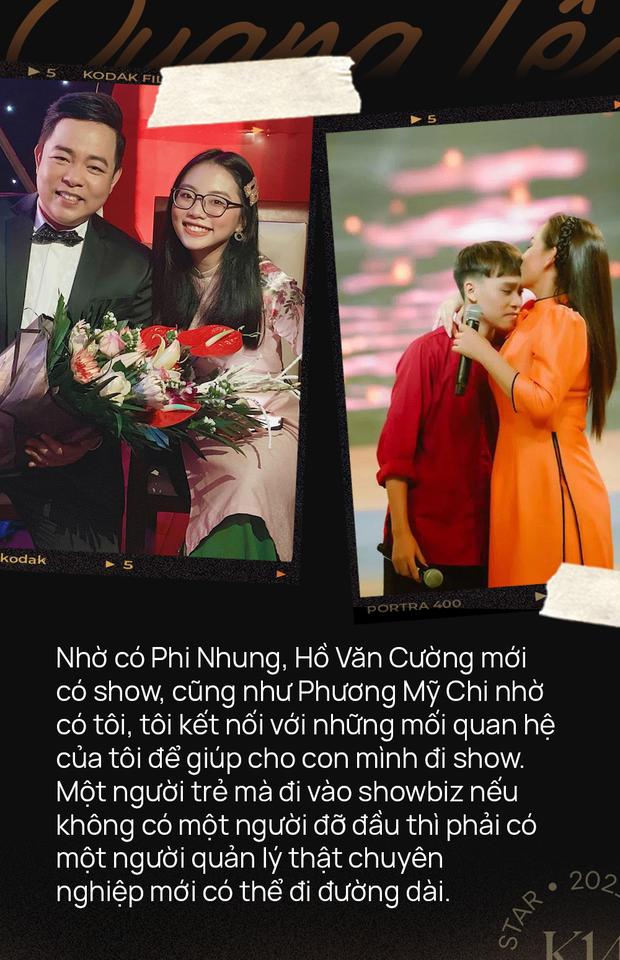 Quang Lê lần đầu kể chuyện rạn nứt với Phương Mỹ Chi và ồn ào con nuôi Phi Nhung: Đầu tư cho con, toàn là lỗ không à!-4