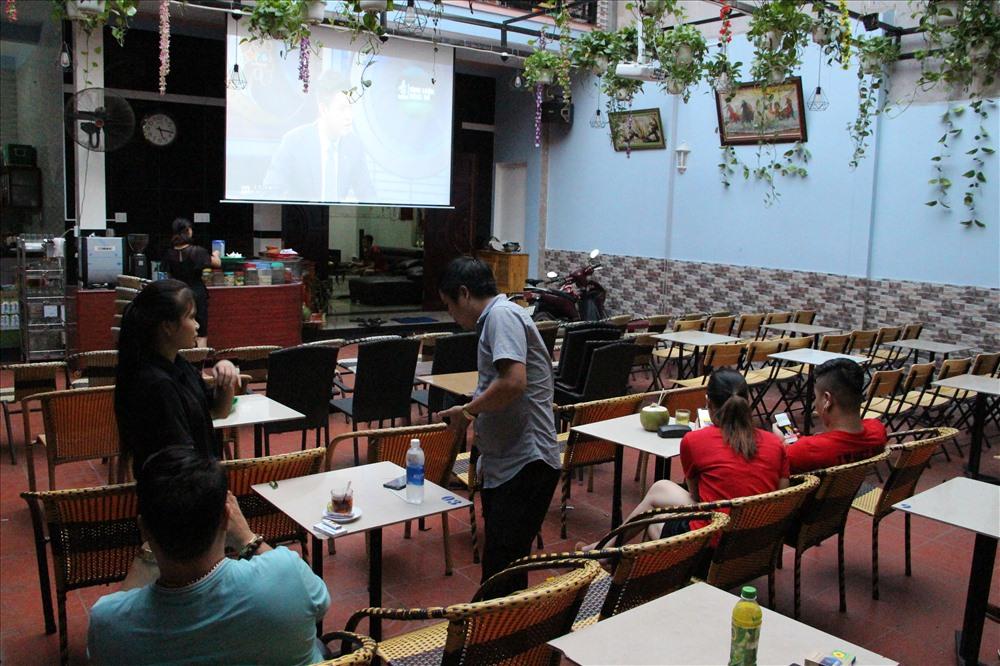 Nhà vườn tiền tỉ 300m2 của gia đình cầu thủ Nguyễn Tiến Linh: Mặt tiền là quán cà phê sức chứa trăm người, từng vui như hội mỗi lần bóng lăn-4