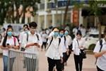 Bắc Giang rút ngắn thời gian làm bài thi lớp 10