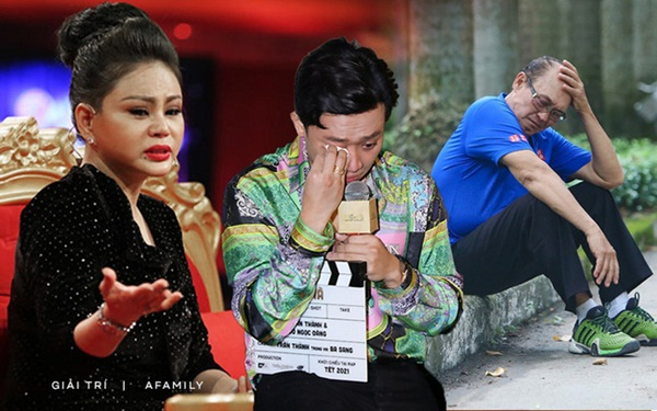 Lê Giang và Trấn Thành đã nói gì ở show Sau ánh hào quang mà Duy Phương khởi kiện rồi được đền bù 400 triệu đồng?-1