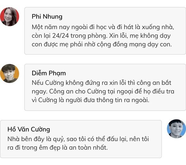 6 câu hỏi liên quan tới Hồ Văn Cường cần Phi Nhung giải đáp-1