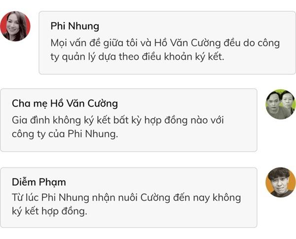 6 câu hỏi liên quan tới Hồ Văn Cường cần Phi Nhung giải đáp-3