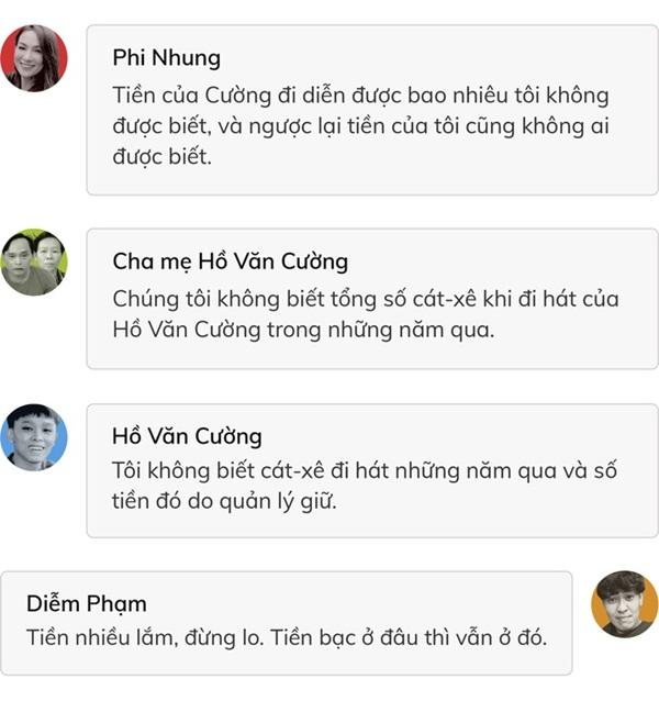 6 câu hỏi liên quan tới Hồ Văn Cường cần Phi Nhung giải đáp-4