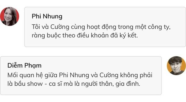 6 câu hỏi liên quan tới Hồ Văn Cường cần Phi Nhung giải đáp-5