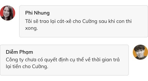 6 câu hỏi liên quan tới Hồ Văn Cường cần Phi Nhung giải đáp-6