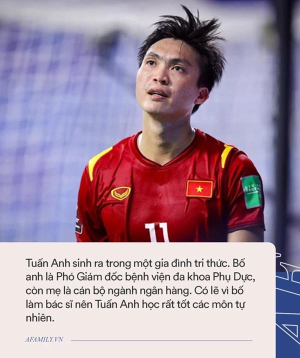 Đội tuyển Việt Nam có 1 cầu thủ siêu ngầu: Học giỏi Toán - Hóa - Sinh, tiếng Anh bắn như gió-3