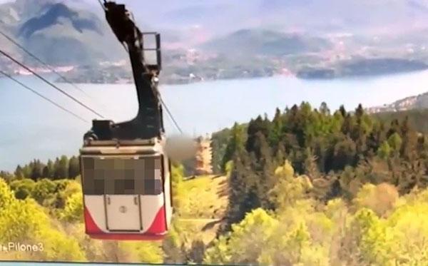 Video: Kinh hoàng khoảnh khắc cáp treo đột ngột đứt dây rơi tự do từ độ cao 500 mét khiến 14 người tử vong thương tâm-1
